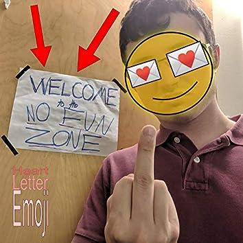 Heart Letter Emoji