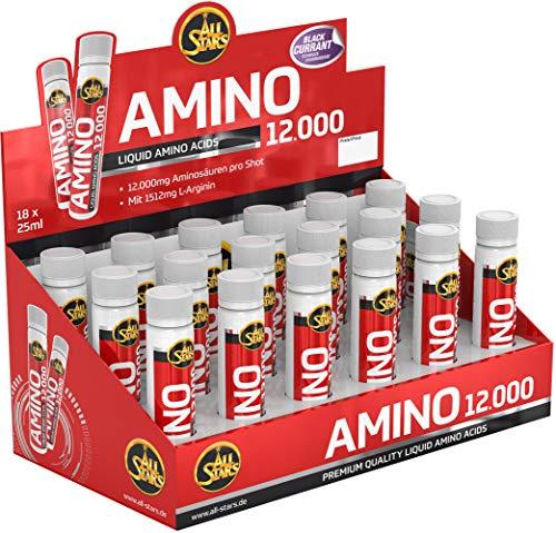 All Stars Amino 12.000 18x25ml Blackcurrant