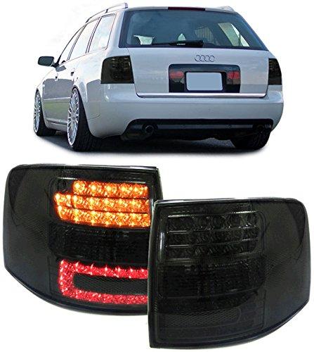 Carparts-Online 15688 LED Rückleuchten schwarz