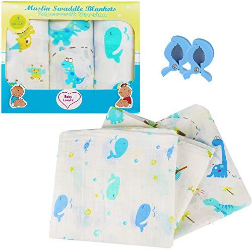 Mantitas Para Bebés Baby Lovers   Algodón 120x120