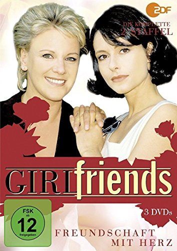 GIRL friends - Die komplette zweite Staffel [3 DVDs]