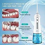 Zoom IMG-1 idropulsore orale portatile vesstt dentale