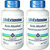 Anti-Alcohol Antioxidants with HepatoProtection Complex 60 capsules-PACK-2