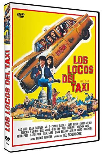 Los Locos del Taxi DVD 1983 D.C. Cab