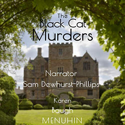 The Black Cat Murders Titelbild