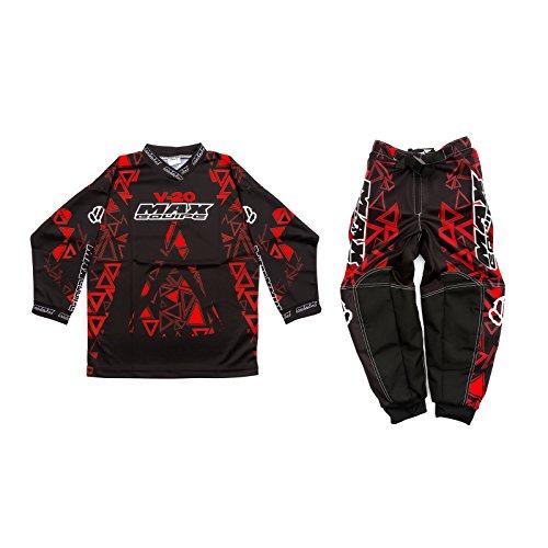 jersey set-multi couleur Wulfsport adulte attaque mx motocross enduro pantalon