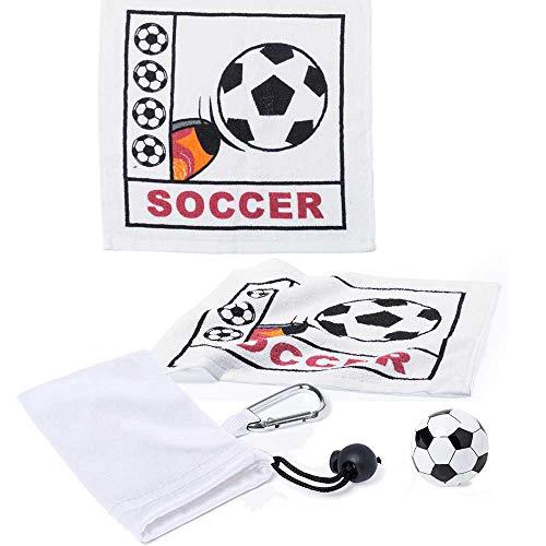Mini Toalla balón Fútbol