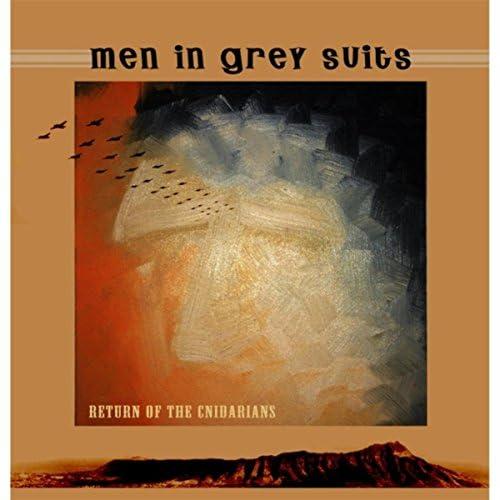Men in Grey Suits