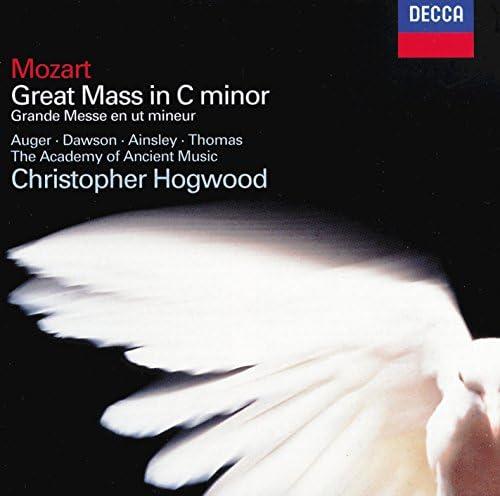 Arleen Augér, Lynne Dawson, John Mark Ainsley, David Thomas, Choir Of Winchester Cathedral, The Academy of Ancient Music & Christopher Hogwood