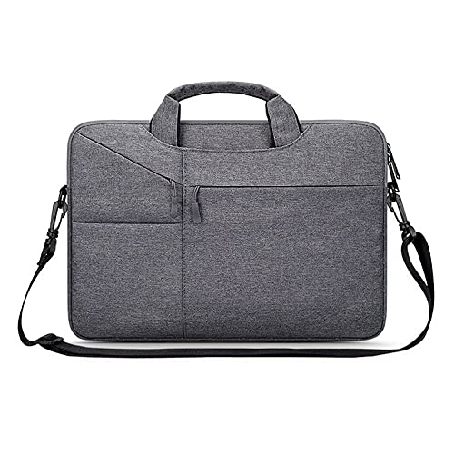 Tech-Protect Pocketbag Case Compatible with 13 Inch Laptops, Laptop Bag, Laptop Bag, Sleeve Case, Dark Grey