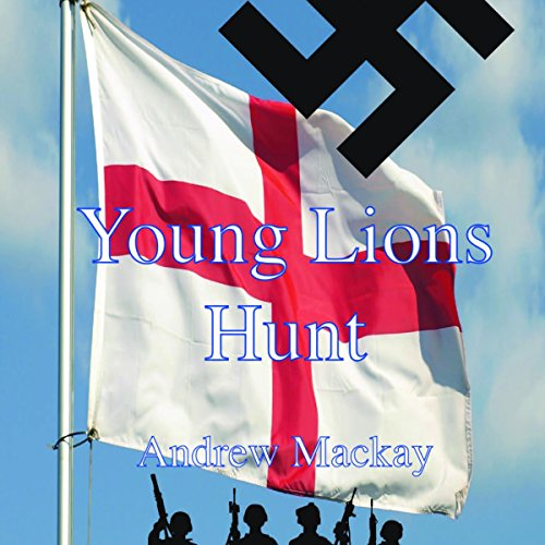 Young Lions Hunt audiobook cover art