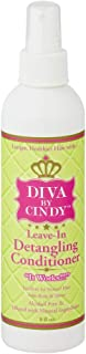 Diva By Cindy Diva By Cindy Leave In Detangling Conditioner, 8 Fl Oz, 8 Oz