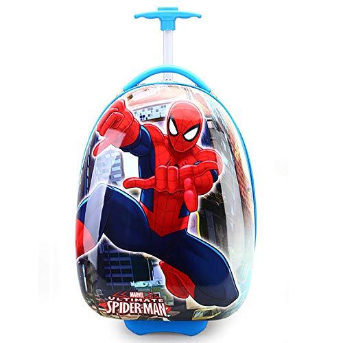 De Hefboomdoostafhendelkoffer Van De Kinderhendel 16 inch Spider-Man