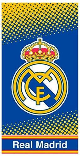Cerdá Toalla De Playa Real Madrid Microfibra 70x140cm