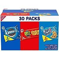 30-Pack Nabisco Cookies & Cracker Variety Pack