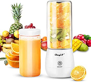 CkeyiN Shakes and Smoothies Fruit Mixer, Blender Juicer Cup