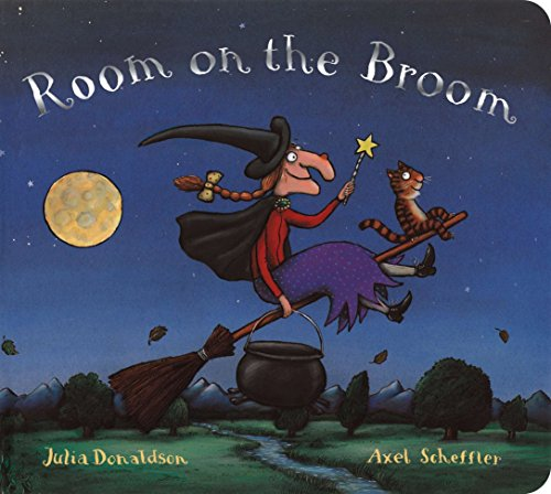 Room on the Broom Board book : $0.98 (Crazy Cheap Price...won't last long)