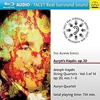 The Auryn Series XXVI : Auryn's Haydn: op. 20