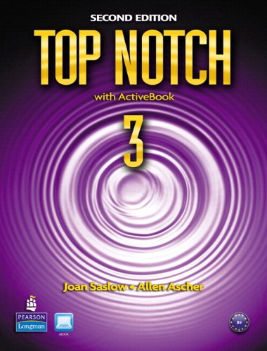 Top Notch 3 Student Book and Workbook Pack, 2nd Edition