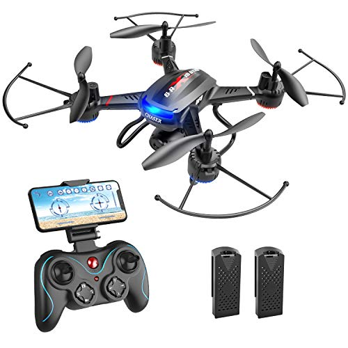 Holy Stone F181W 1080P WiFi FPV Drone with Wide-Angle HD Camera Live Video RC Quadcopter with...