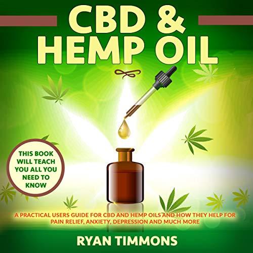 CBD & Hemp Oil cover art