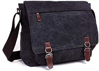 New Men Messenger Bags Fashion Bolsa Masculina Travel Shoulder Portatiles Ordenadores Canvas Briefcase Chapeu Masculino