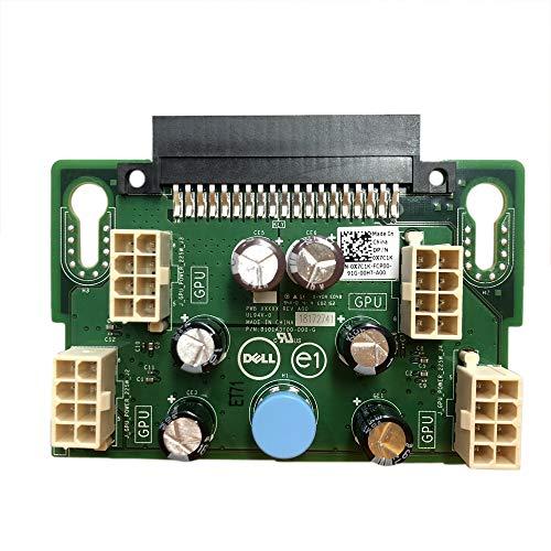 Gintai Tarjeta de ampliación para módulo de fuente de alimentación GPU de repuesto para Dell Poweredge T630 T640 X7C1K