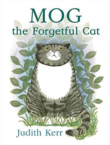 Mog the Forgetful Cat (Mog the Cat Board Books)