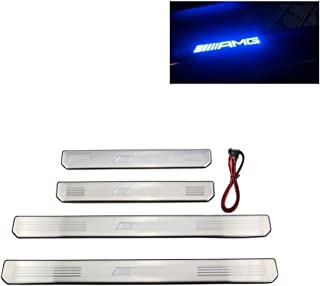 Spangenberg Boot Sill Protector Stainless Steel Suitable for Volvo V60 II Estate 2 Generation from 02.2018-3235285