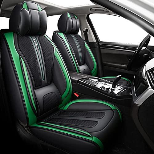 JYPZSH Fundas Asientos Coche para Audi A3 8P Q5 A6 C6 A4 A5 Sportback B7 Avant 8V C7 A1 B9 Audio Rs4 5 6 7 R8 S5 S6 S7 S8 Q3 Accesorios De Coche-Color 6