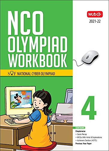 National Cyber Olympiad Work Book - Class 4