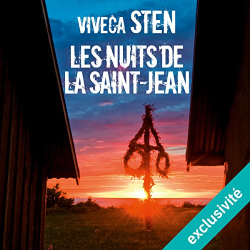 Les Nuits de la Saint-Jean audiobook cover art