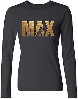 IIOPLO Women's 2015 Max Poster Long Sleeve T-shirt