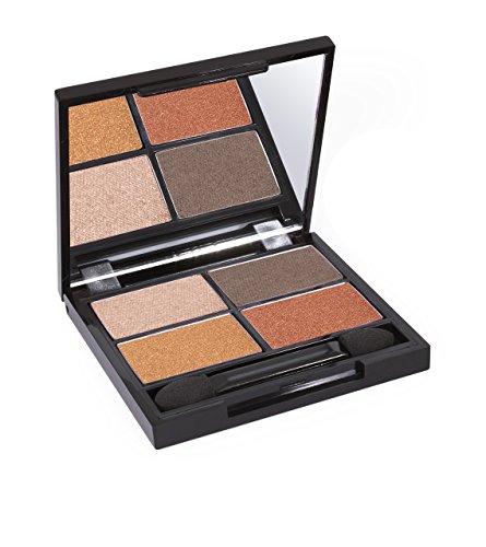 Zuii Organic certified flora eyeshadow Quad palette