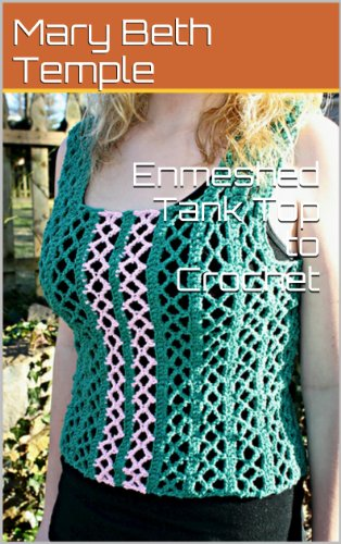 Enmeshed Tank Top to Crochet (English Edition)