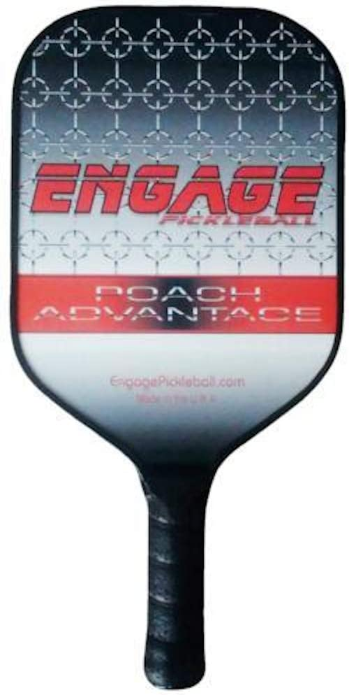 Best Pickleball Paddle in 2021: Engage Poach Advantage Pickleball Paddle