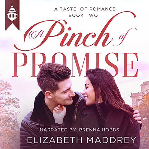A Pinch of Promise audiobook cover art