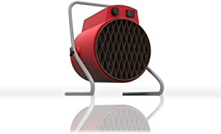 Calefactor eléctrico–Applimo aérotherme Mobile–3500/2000Watts