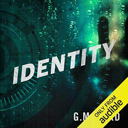 Identity audiobook cover art