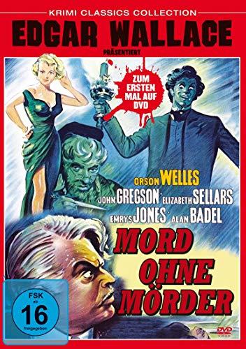 Edgar Wallace - Mord ohne Mörder