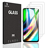 【3 Pack】Seninhi for Motorola Moto G9 Plus / Moto G Stylus 2021 Tempered Glass Screen Protector, HD Clear Anti-Scratch, Bubble Free [Works While Docking] - 0.3mm Thickness/Bubble Free/Ultra Clear/9H Hardness/Anti-Scratch/Shatterproof/Anti-Fingerprint【for Motorola Moto G9 Plus】
