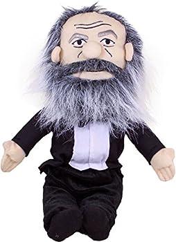 The Unemployed Philosophers Guild Karl Marx Little Thinker - 11  Plush Doll