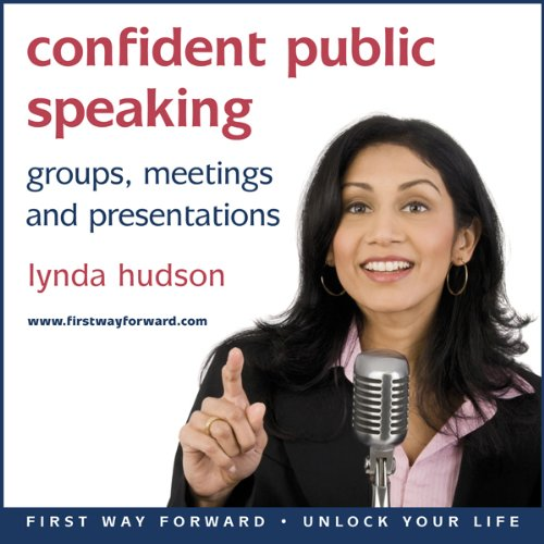 Confident Public Speaking cover art
