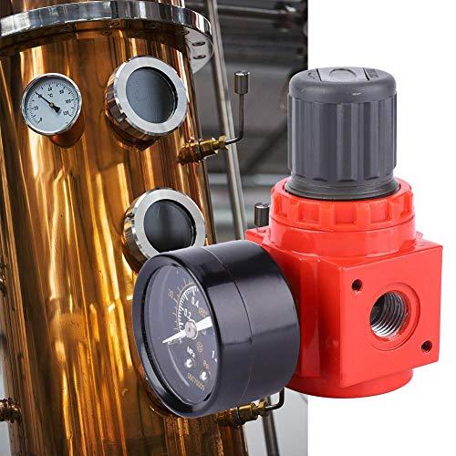 Drukreduceerventiel, luchtcompressorbron, instelbare behandelingsdrukregelaar, reduceerventiel (G1 / 2