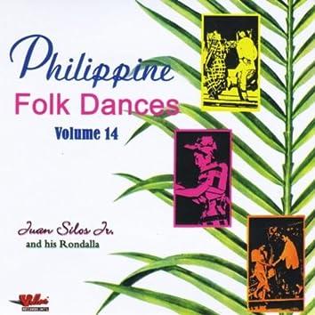 Philippine Folk Dances, Vol. 14