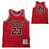 NBA Canotta Retro Vintage - Michael Jordan - Chicago Bulls - Taglia XL