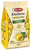 Barilla Pasta al Huevo Repleto Le Emiliane Tortelloni con Ricotta y Spinaci - 250 g