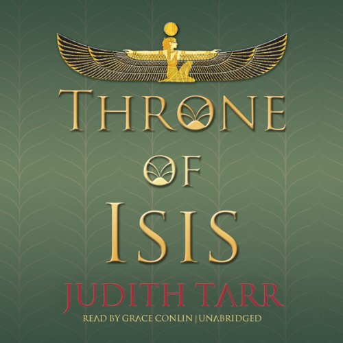 Throne of Isis  By  cover art