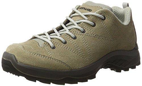 Northland Damen Alvara LC Shoe Trekking- & Wanderhalbschuhe, Beige (Sand), 40 EU