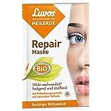 LUVOS Crememaske Repair-Maske tiefenwirksame Reinigung Sofort-Effekt 2 x 7,5 ml